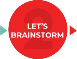 2. Let's brainstorm